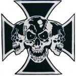 Iron-Cross-Aufnäher