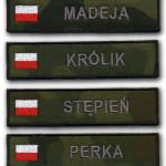 Tarnmuster wz93 mit Namen