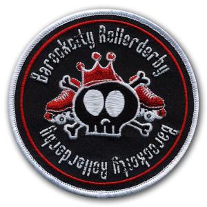 Barockcity Rollerderby - Aufnäher